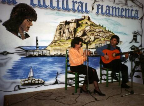Peña Flamenca de Aguilas