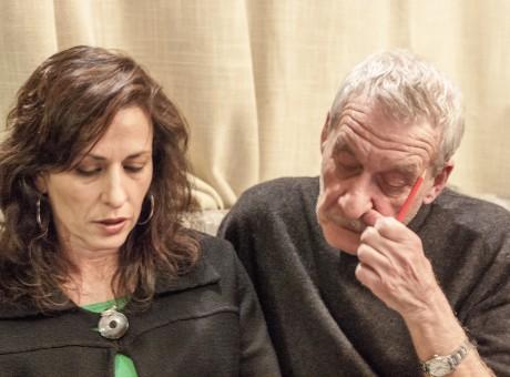 Con Paolo Conte, grabando